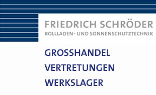 Bild zu Schröder, Friedrich - Inh. Martin Lange in Berlin