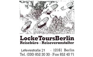 Logo von Locke Tours Berlin