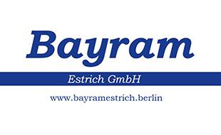 Logo von Bayram Estrich GmbH