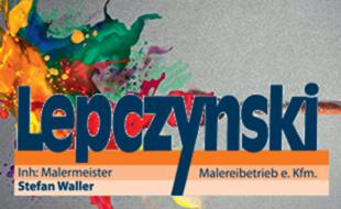 Bild zu Lepczynski Malereibetrieb e. K., Inh. Stefan Waller in Berlin