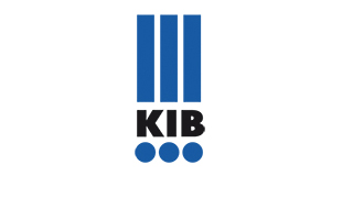 Logo von KIB GmbH - Der Kassenspezialist in Industrie + Büro mbH