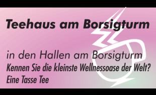 Logo von Teehaus am Borsigturm
