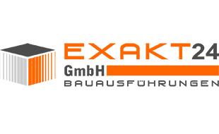 Logo von Exakt24 Bauausführungen GmbH