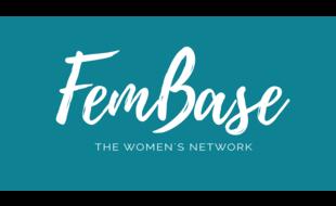 Logo von Fembase - Community & Coworking für Frauen