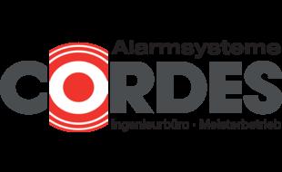 Logo von Cordes Alarmsysteme Ingenieurbüro GmbH