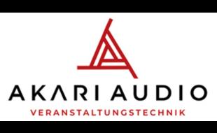 Logo von Akari Audio | Veranstaltungstechnik
