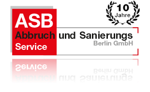 Logo von ASB Abbruch und Sanierungsservice  Berlin GmbH