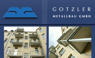 Bild zu Gotzler Metallbau GmbH in Berlin