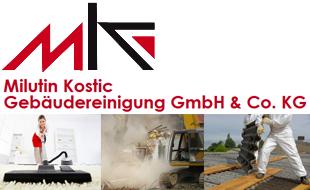 Logo von MK Milutin Kostic Gebäudereinigung GmbH & Co. KG
