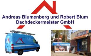 Logo von Andreas Blumenberg und Robert Blum Dachdeckermeister GmbH