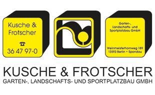Bild zu Kusche & Frotscher Garten-, Landschafts- und Sportplatzbau GmbH in Berlin