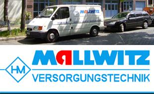 Bild zu Mallwitz Versorgungstechnik GmbH & Co. KG in Berlin