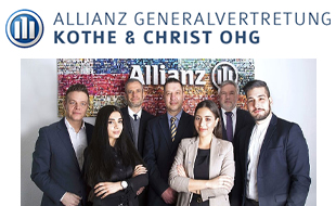 Bild zu Allianz Generalvertretung Kothe & Christ oHG in Berlin