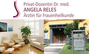 Bild zu Reles, Angela, Privatdozentin Dr. med. in Berlin
