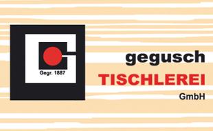 Logo von gegusch TISCHLEREI GmbH
