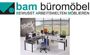 Logo von bam büromöbel Handels GmbH