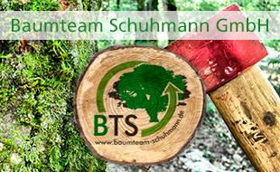 Logo von Baumteam Schuhmann GmbH