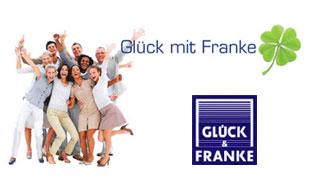 Logo von Glück & Franke Fenster Rolladen Technik Vertriebs GmbH