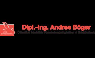 Logo von Böger Andree, Dipl.-Ing., ÖbVi Brandenburg