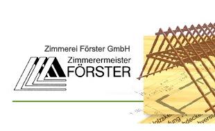Bild zu Förster Zimmerei GmbH in Berlin