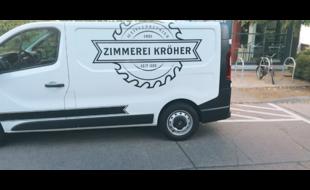 Logo von Zimmerei Kröher GmbH