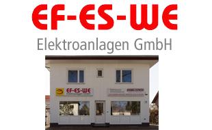 Logo von EF-ES-WE Elektroanlagen GmbH