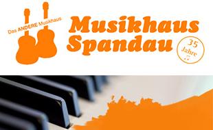 Logo von Musikhaus Spandau