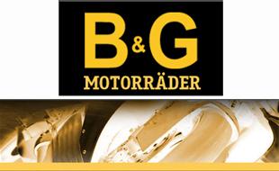 Logo von B & G Motorräder GmbH