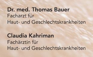 Logo von Bauer, Thomas, Dr. med. und Claudia Kahriman