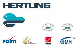 Logo von Hertling GmbH & Co. KG