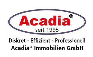 Logo von Acadia Immobilien GmbH