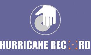 Logo von Hurricane Records, Inh. Jochen Pehnert