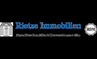 Logo von Rietze Immobilien