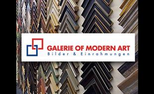 Logo von Galerie of Modern Art - Peter Bauer