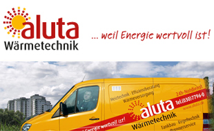Logo von aluta Wärmetechnik GmbH