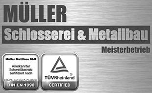 Logo von Müller Schlosserei & Metallbau OHG