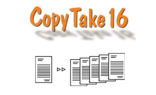 Logo von Copy Take 16 Inh. Mario Radestock