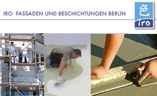 Bild zu IRO Fassaden und Beschichtungen Berlin GmbH in Berlin