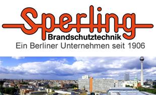 Bild zu H. Sperling GmbH - Brandschutztechnik in Berlin