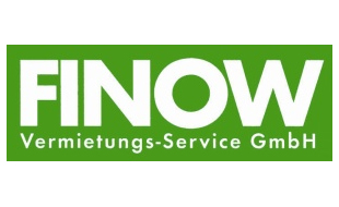 Logo von FINOW Vermietungs-Service GmbH