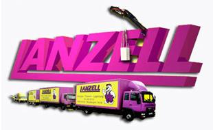 Logo von Lanzell Spezialtransporte GmbH & Co. KG
