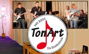 Logo von TonArt Die Musikschule