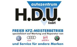 Logo von Autohaus Golbeck GmbH - ehemals Autozentrum H.D.U.