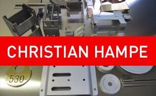 Logo von Hampe, Christian - Metallverarbeitung