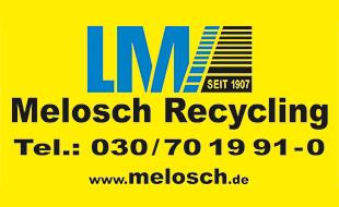 Bild zu KG Ludwig Melosch Vertriebs-GmbH & Co Ndrl. Berlin in Berlin