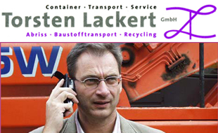 Bild zu Container - Transport - Service Torsten Lackert GmbH in Berlin