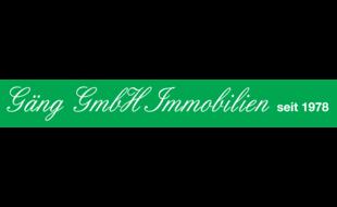 Logo von Gäng GmbH, Immobilien