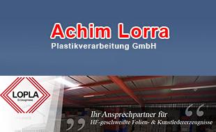 Logo von Lorra-Plastik GmbH
