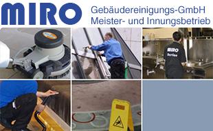 Logo von Miro Gebäudereinigungs-GmbH