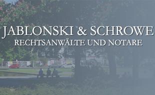 Logo von Jablonski & Schrowe - Rechtsanwälte und Notare